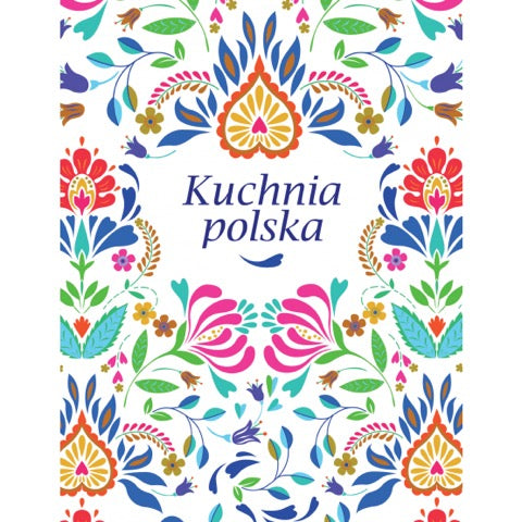 "Book ""Kuchnia Polska"" - EuroMax Foods The Good Food Store"