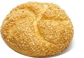 Bun Kaiser with Sesame Seeds 50g