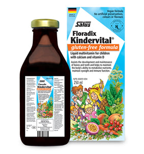Floradix Kindervital 250ml - EuroMax Foods The Good Food Store