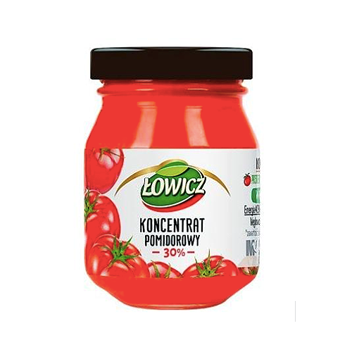 Lowicz Tomato Concentrate 80g - EuroMax Foods The Good Food Store