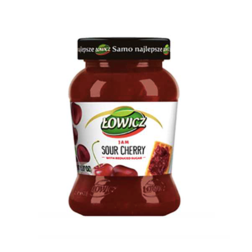 Lowicz Jam 450g - EuroMax Foods The Good Food Store