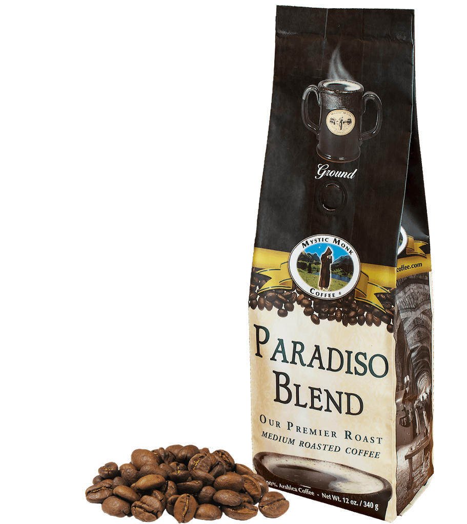 Paradiso Blend Whole Bean 12 Oz. - EuroMax Foods The Good Food Store