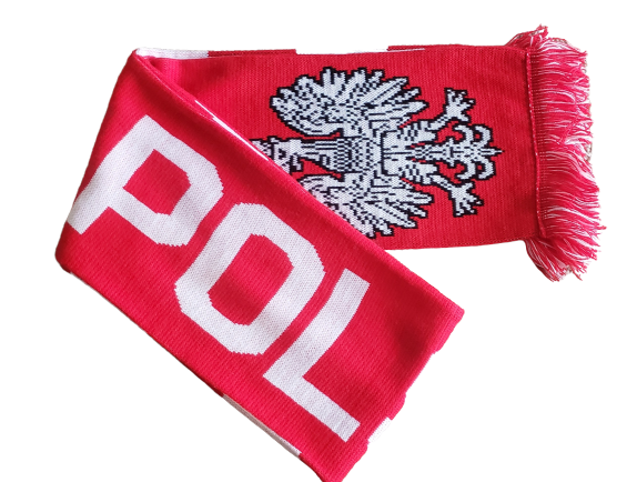 Scarf of the Polish National Team - EuroMax Foods The Good Food Store