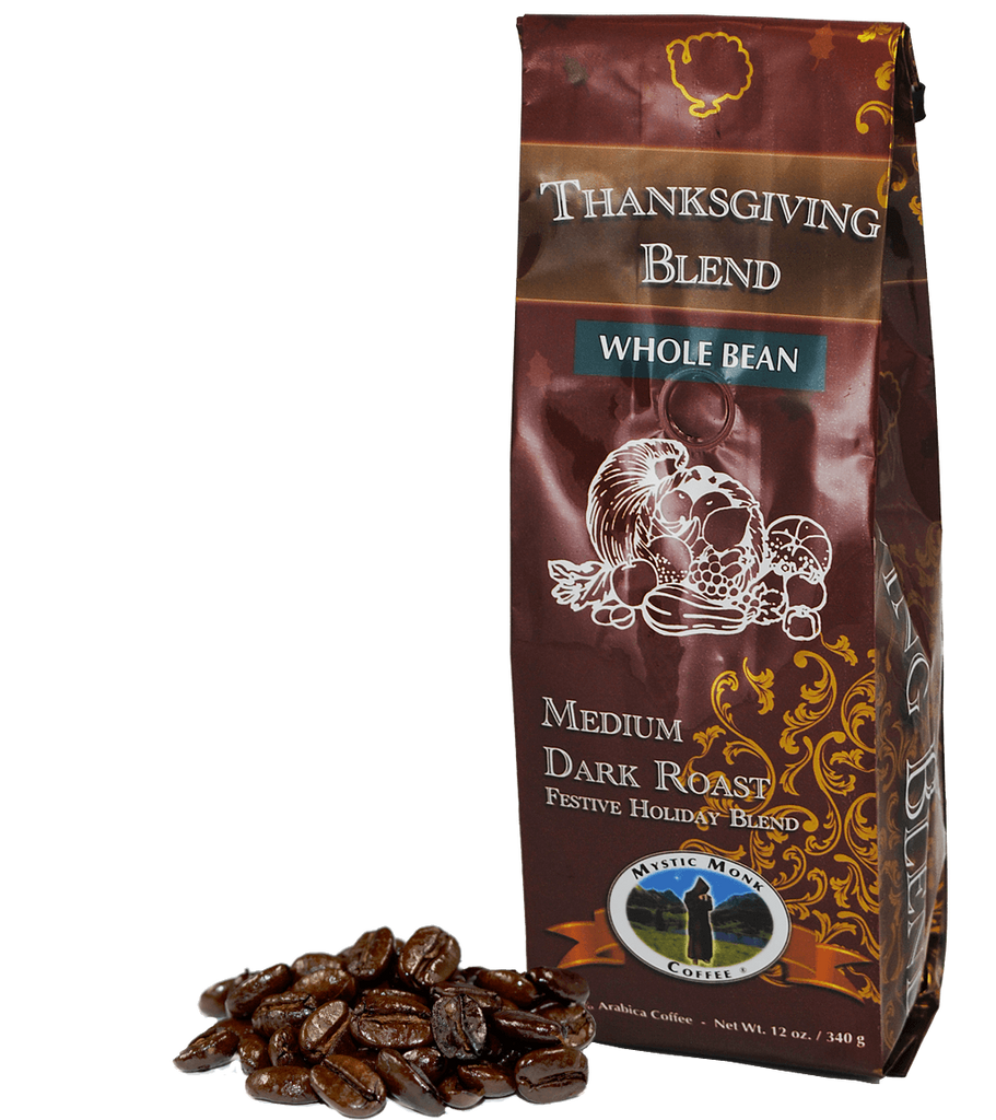 Thanksgiving Blend Whole Bean 12 Oz. - EuroMax Foods The Good Food Store