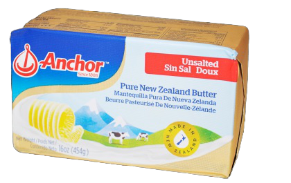 Unsalted Pure New Zealand Butter 1lb - EuroMax Foods The Good Food Store