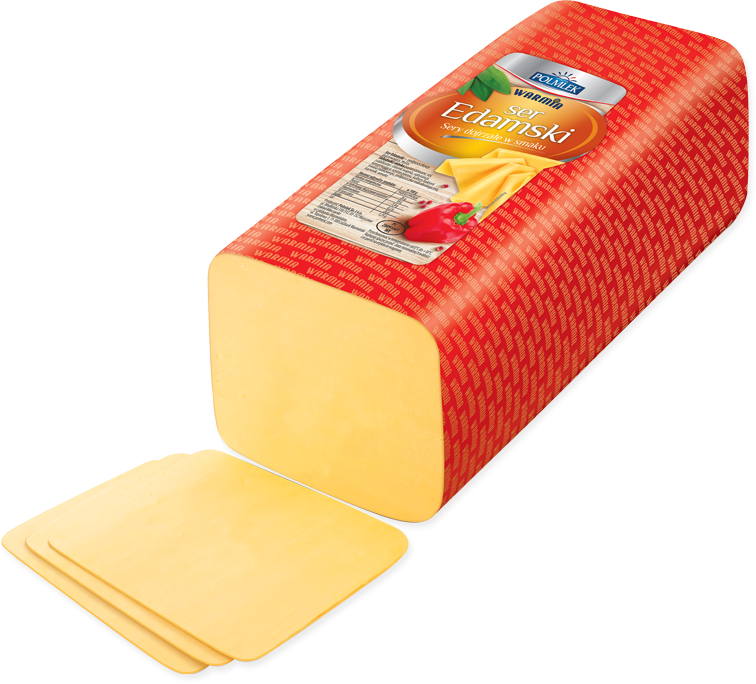 Edamski Cheese  100g (Sliced) - EuroMax Foods The Good Food Store