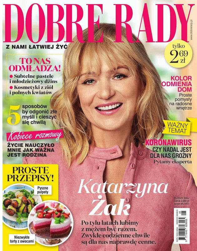 "Magazine ""Dobre Rady"" - EuroMax Foods The Good Food Store"