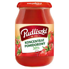 Pudliszki Tomato Concentrate 200g - EuroMax Foods The Good Food Store