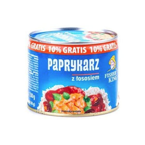 """Fisher King"" Paprikash With Salmon 330g - EuroMax Foods The Good Food Store"