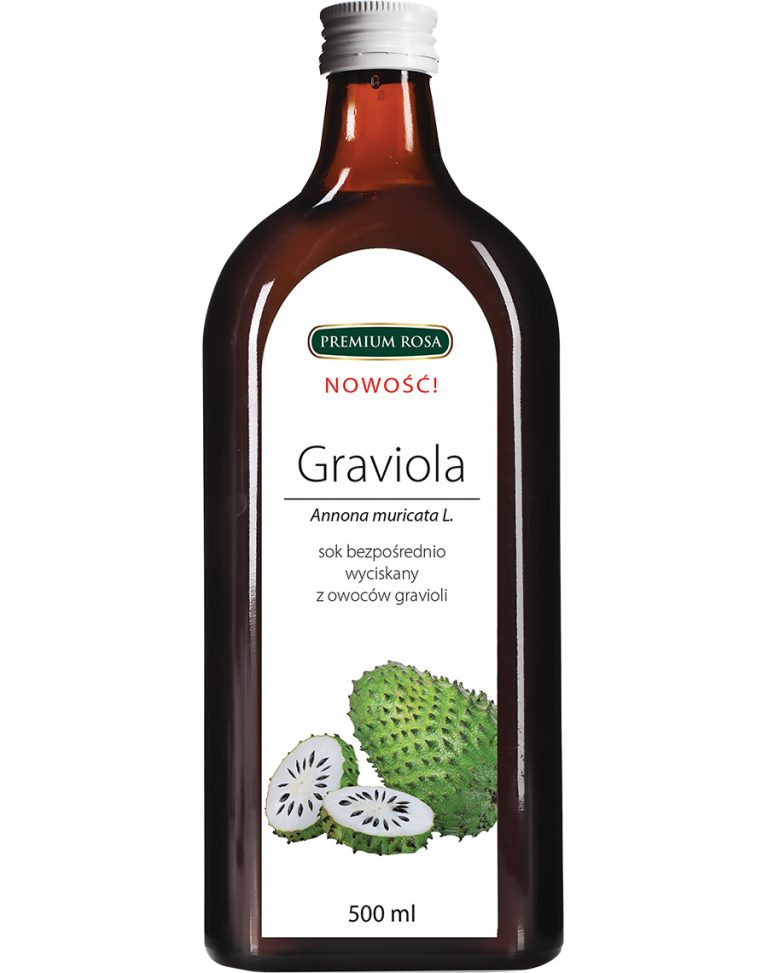 Premium Rosa NFC Juice with Gravioli 500ml - EuroMax Foods The Good Food Store