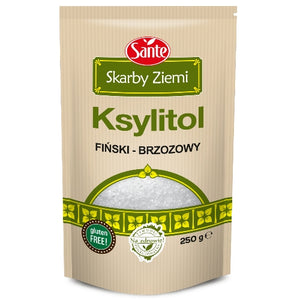 Xylitol 250 gr - EuroMax Foods The Good Food Store