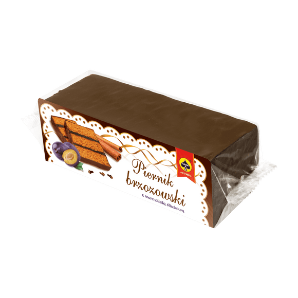 Gingerbread Brzozowski 300g - EuroMax Foods The Good Food Store