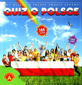 "Game ""Quiz o Polsce"" - EuroMax Foods The Good Food Store"