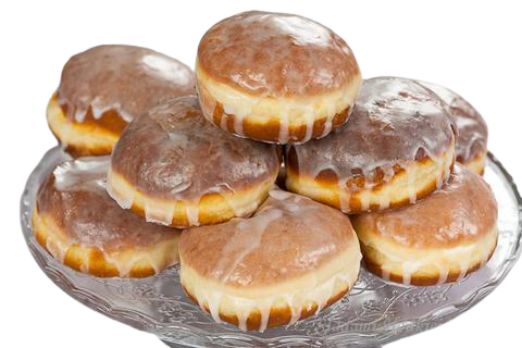 1 Polish Donut - EuroMax Foods The Good Food Store