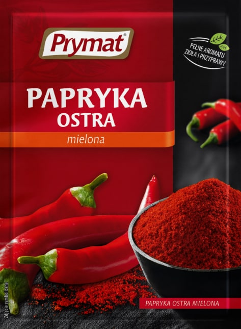 Prymat Minced Paprikas 20g - EuroMax Foods The Good Food Store
