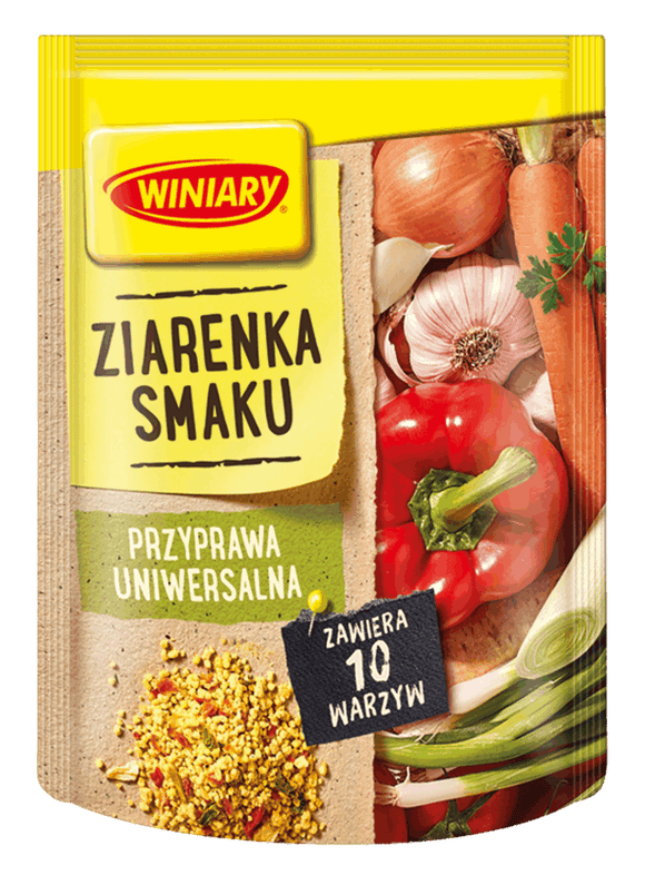 Winiary Grains Taste Universal 120g