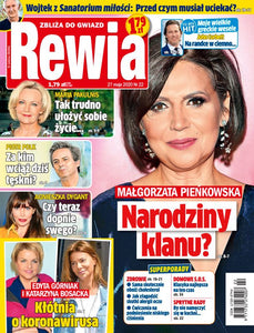 "Magazine ""Rewia"" - EuroMax Foods The Good Food Store"