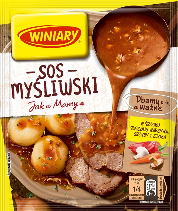 Winiary Powdered Sauce 33g - EuroMax Foods The Good Food Store