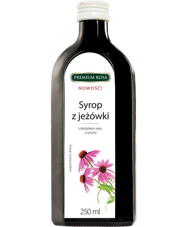 Premium Rosa Syrups 250ml - EuroMax Foods The Good Food Store