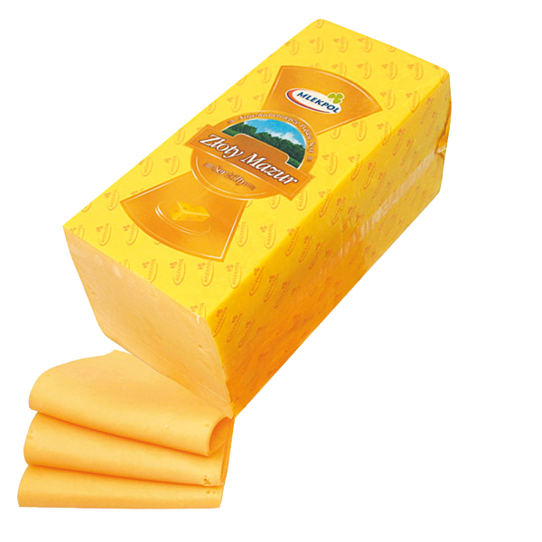 Zloty Mazur Cheese 100g(Sliced) - EuroMax Foods The Good Food Store