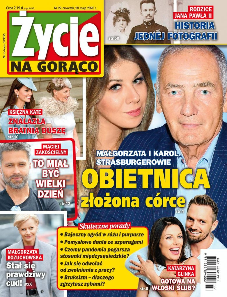 "Magazine ""Życie na Gorąco"" - EuroMax Foods The Good Food Store"