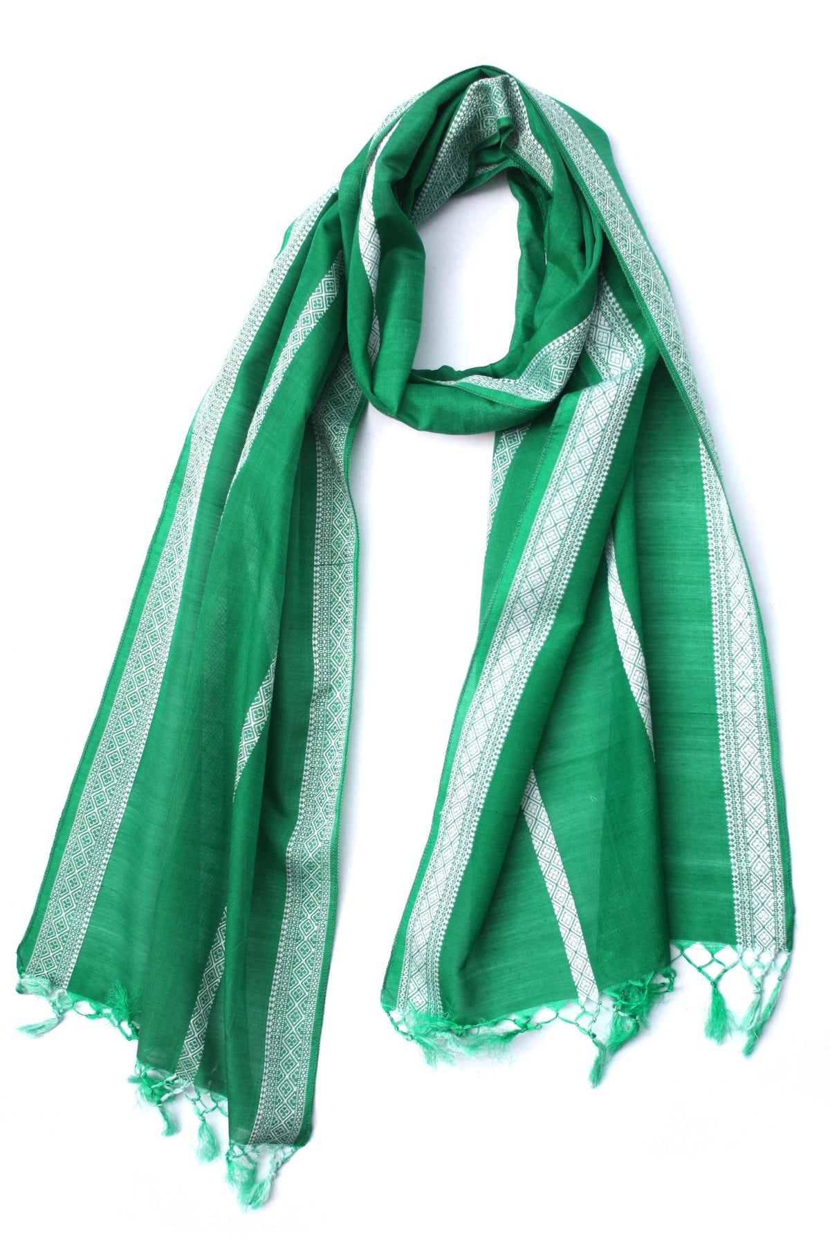 Emerald City Scarf