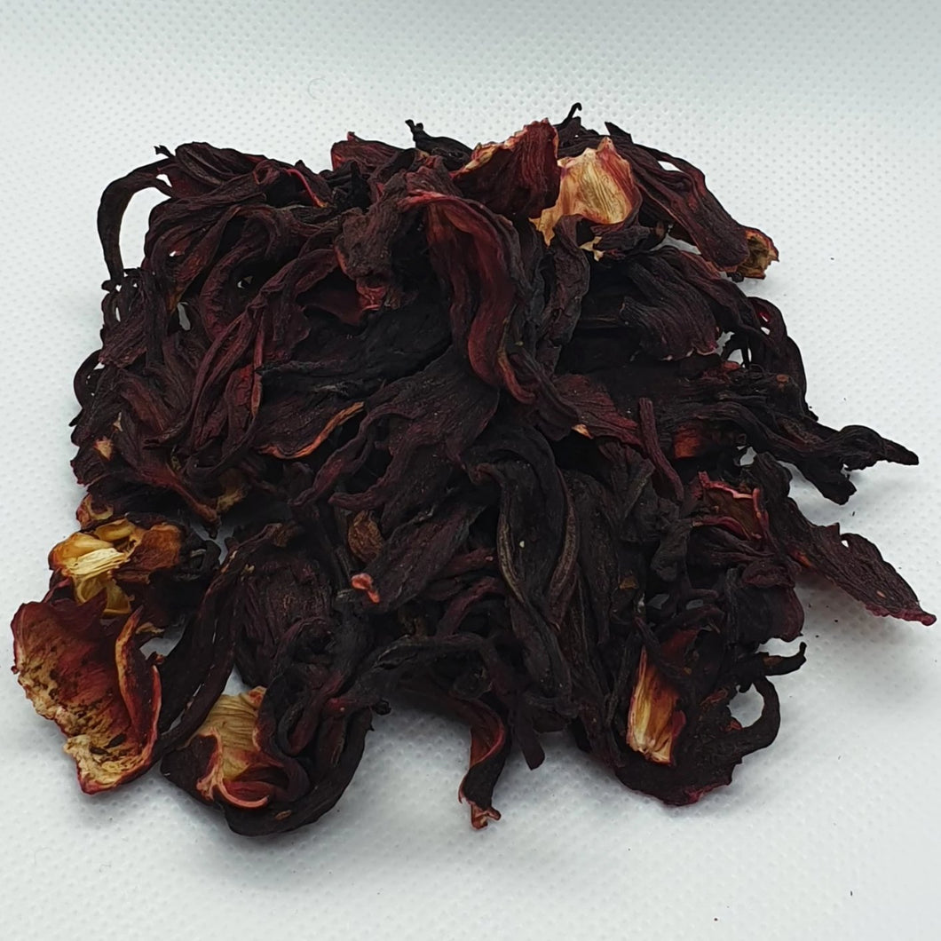 Dried Hibiscus Flowers Bulk