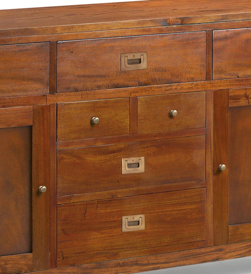 7 Drawer 2 Door Buffet