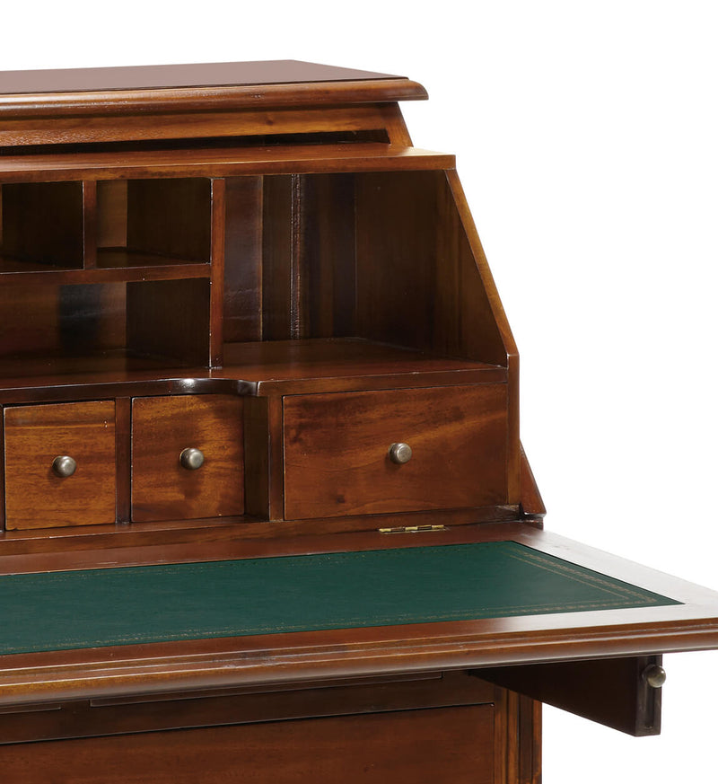 2+3 Drawers Desk / Chest