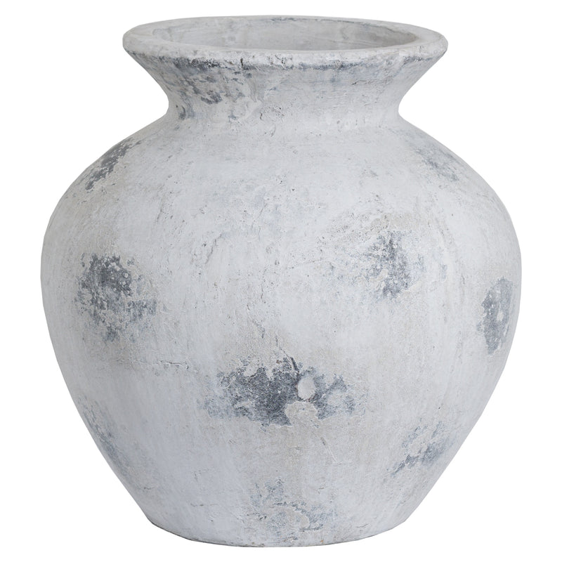 Downton Large Antique Ceramic Vase