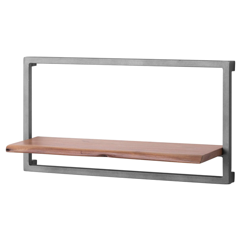 Acacia Wall Shelf