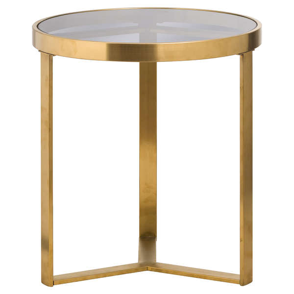 Golden Age - Stainless Steel Console Table