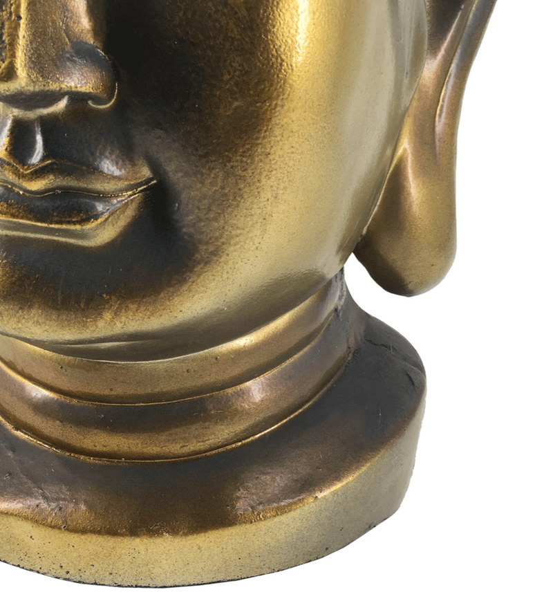 Budha Figure, Resin