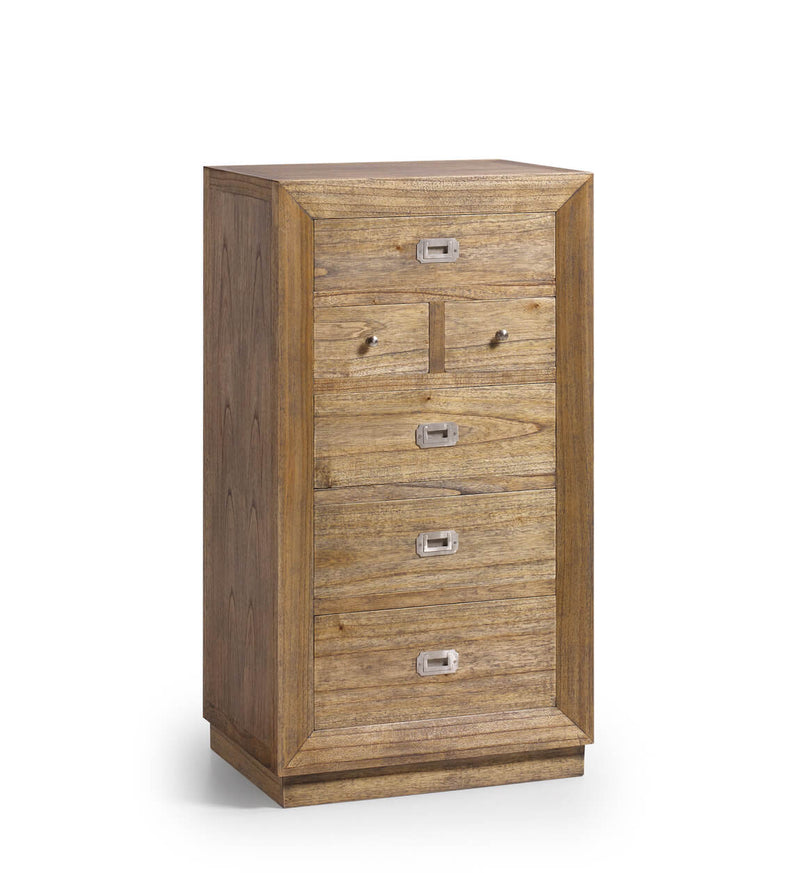 Merapi - 6 Drawer High Chest