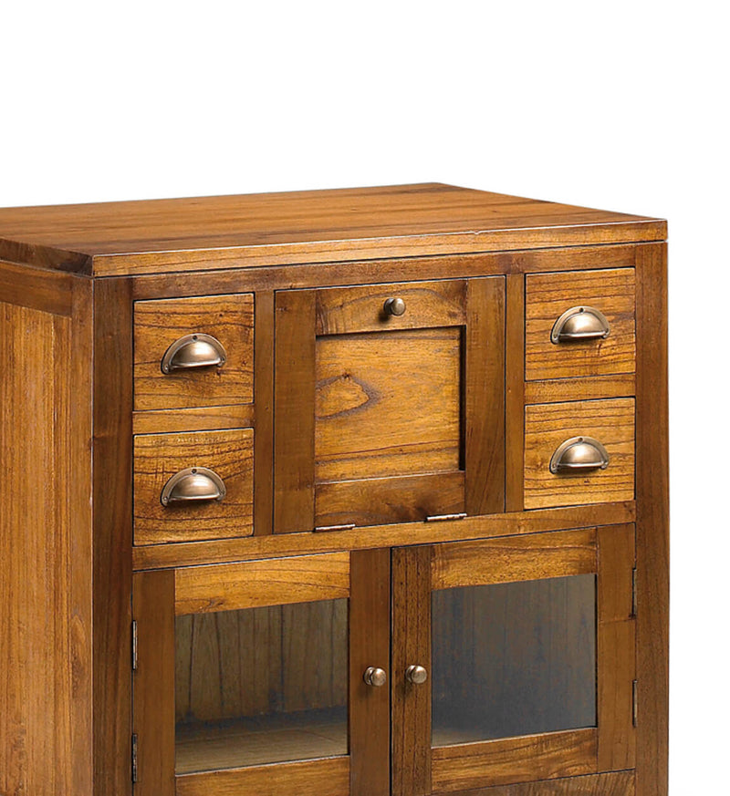 Star - 4 Drawer 3 Door Bathroom Unit
