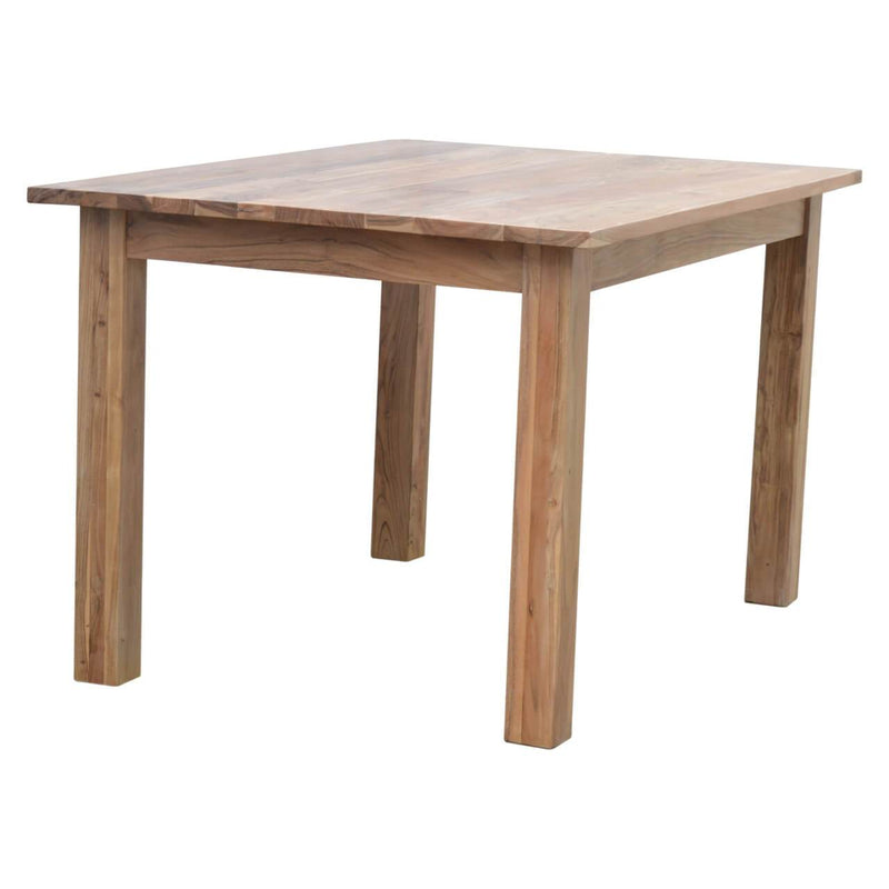 Handcrafted Caramel Finish Dining Table - HM_FURNITURE