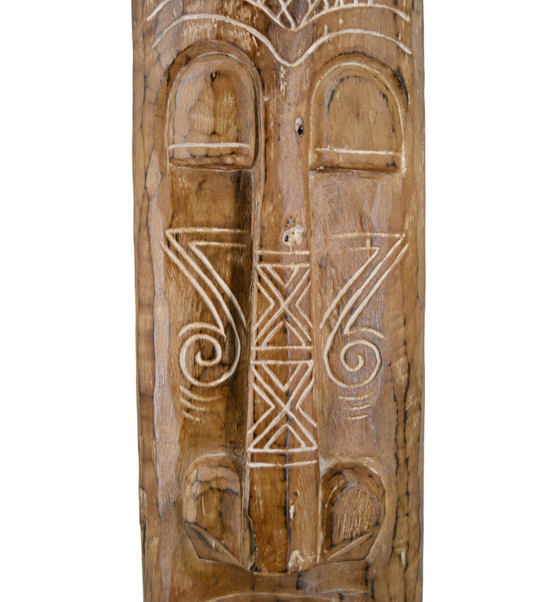 Ramses - Decorative Figure, Teak Wood