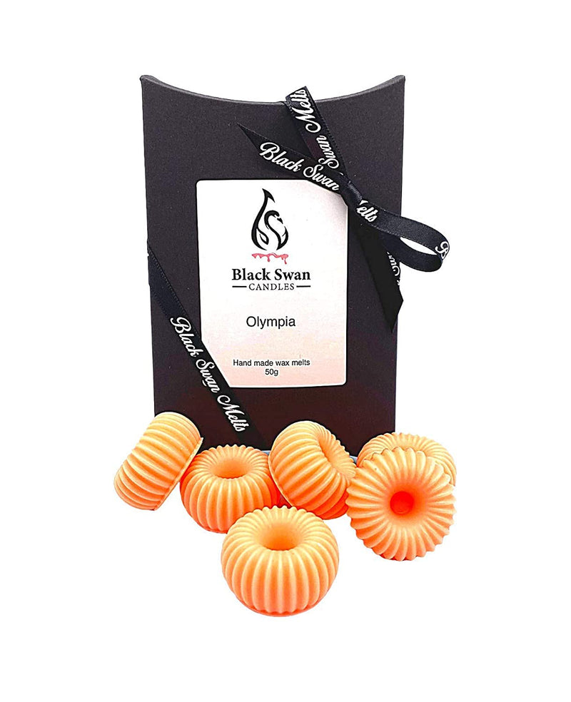 Black Swan Candles - Olympia Wax Melts