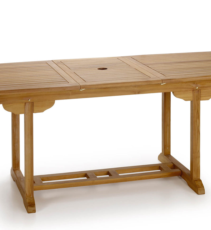 Outdoor Extendable Rectangular Table