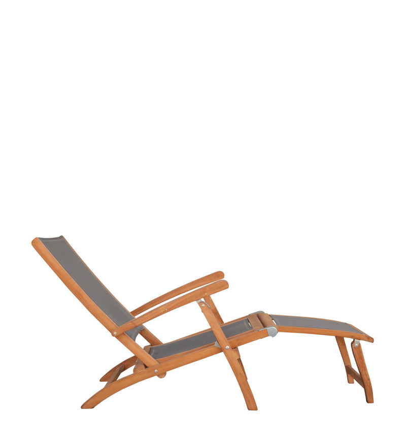 Adjustable Tilt Patio Lounger