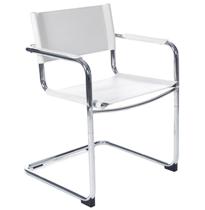 Chrome Steel Multi-Use Armchair - HM_FURNITURE
