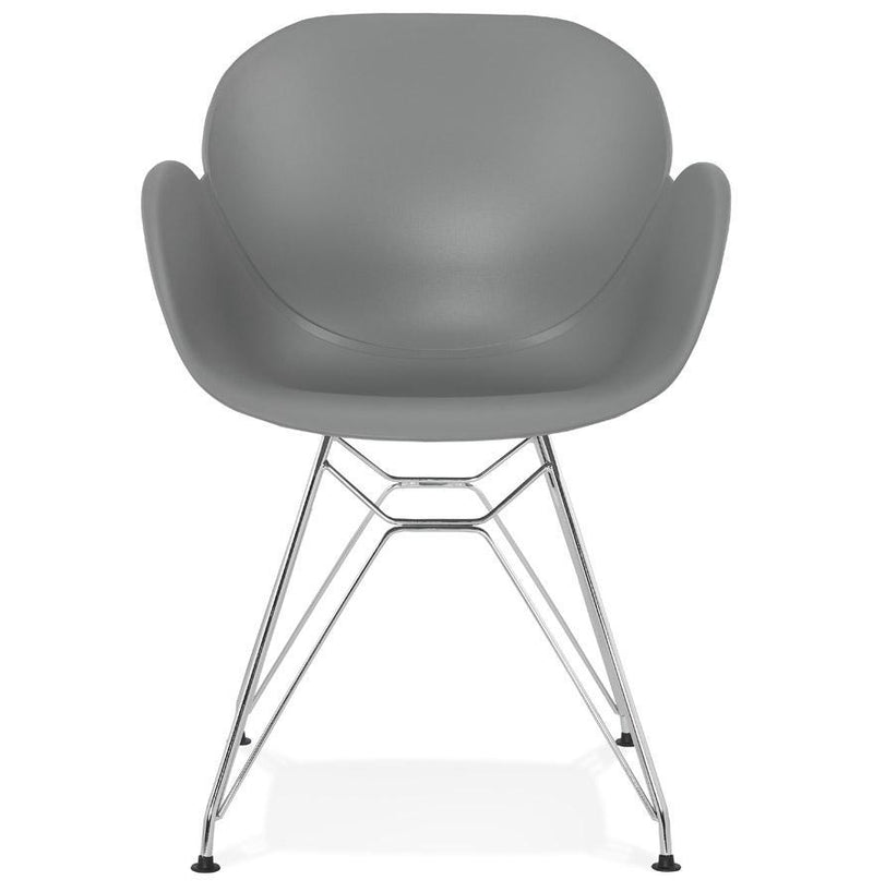 Dark Grey OOTO Armchair - HM_FURNITURE
