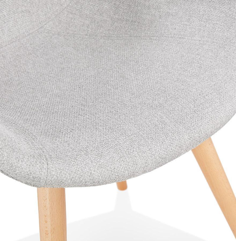 Nordic Textile Armchair - HM_FURNITURE