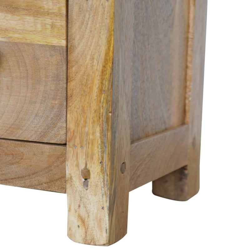 Handcrafted 6 Drawers CD Cabinet - HM_FURNITURE