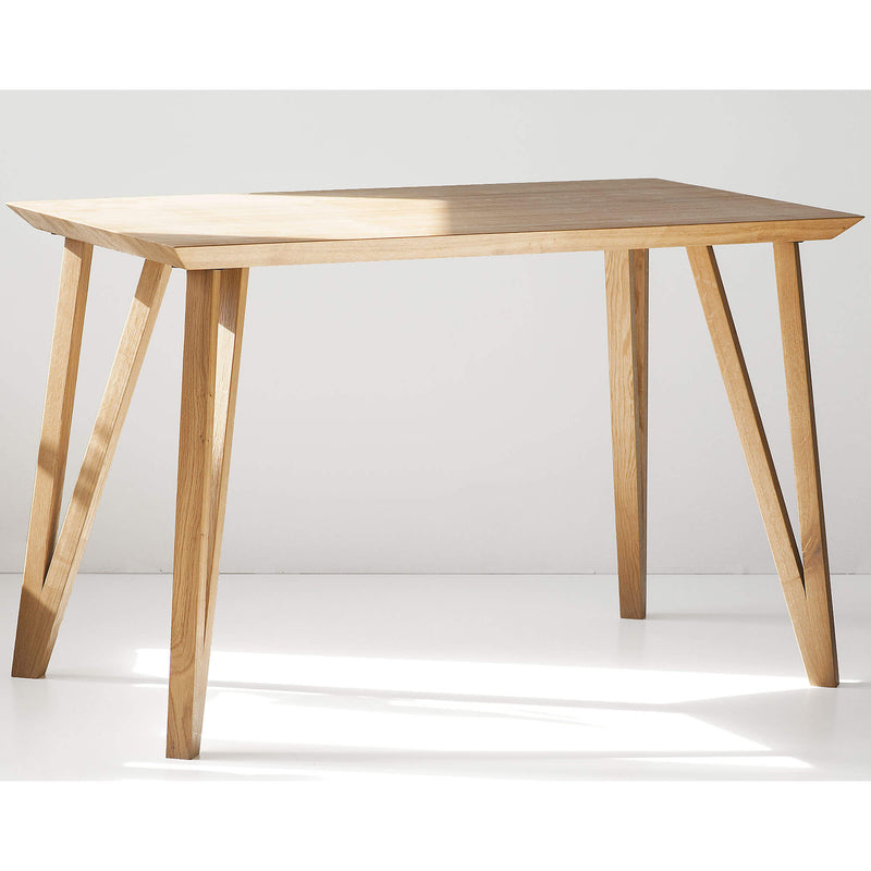 Liv - Oak Wood Dining Table