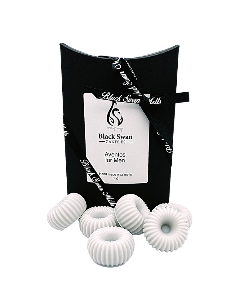 Black Swan Candles - Aventos For Men (Dupe) Wax Melts