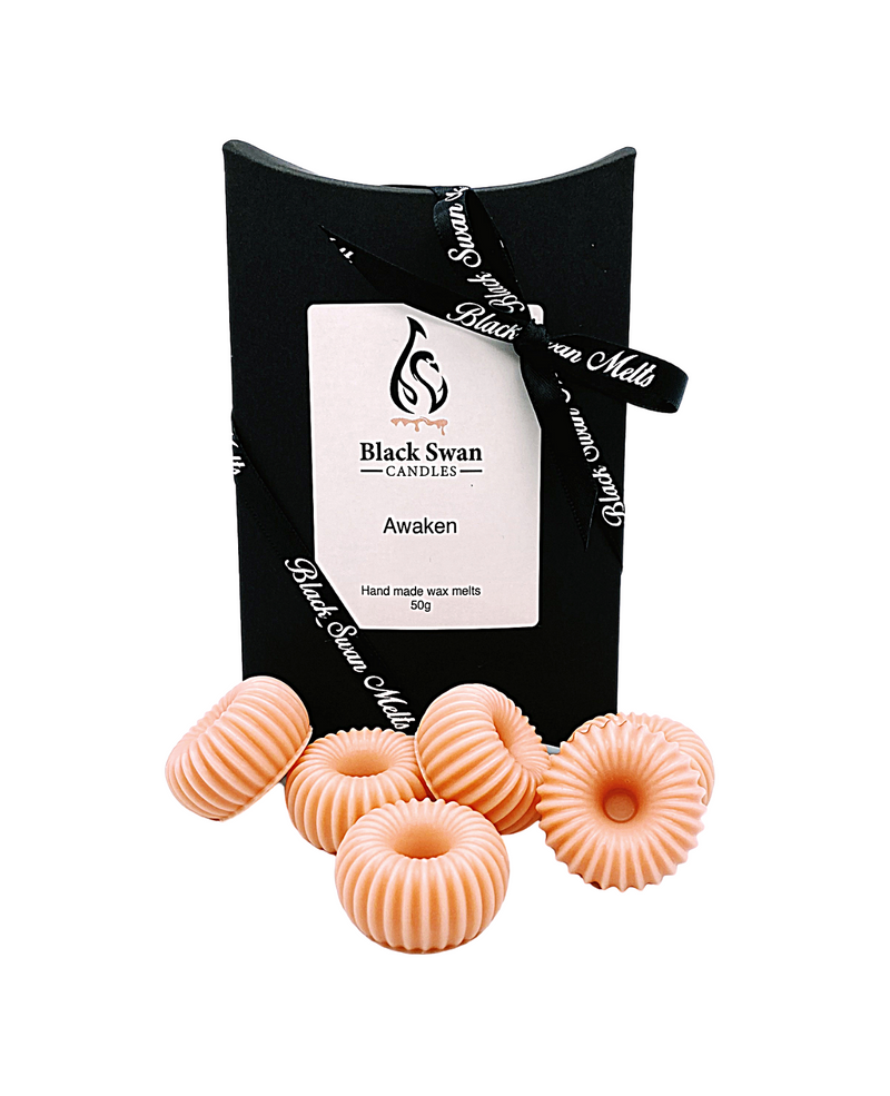 Black Swan Candles - Awaken Wax Melts