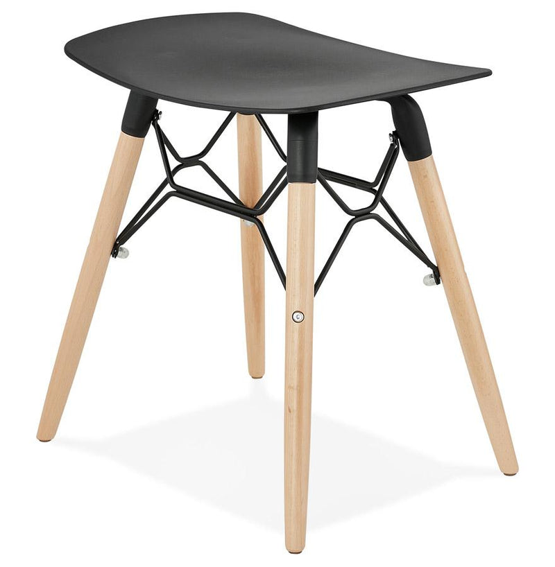 Vera - Scandinavian Style Practical Stool 47 CM - HM_FURNITURE