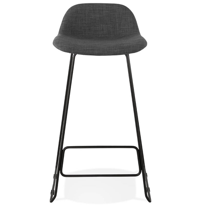 Vancouver Mini - Modern Bar Stool With High Quality Fabric Seat 85 CM - HM_FURNITURE
