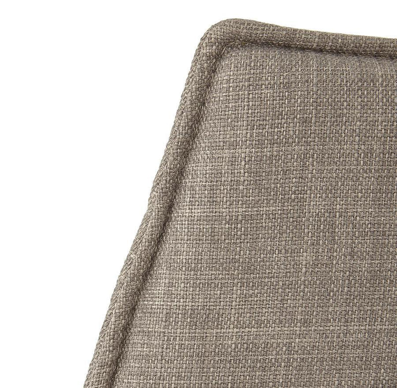 Axel Scandinavian Style Fabric Chair - HM_FURNITURE